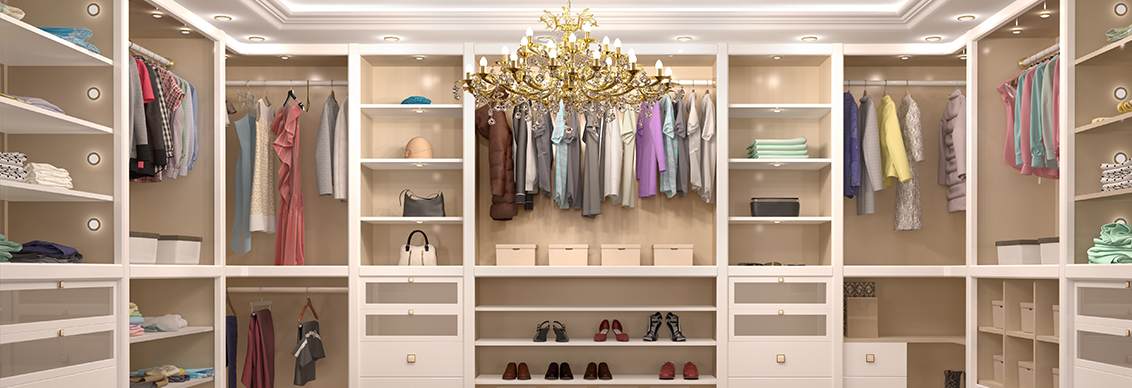 Good Closet Butler NJ Walk In Closets
